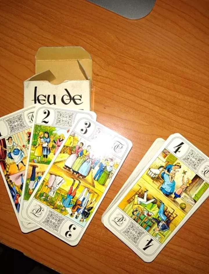 Imagen producto Cartas del tarot 2