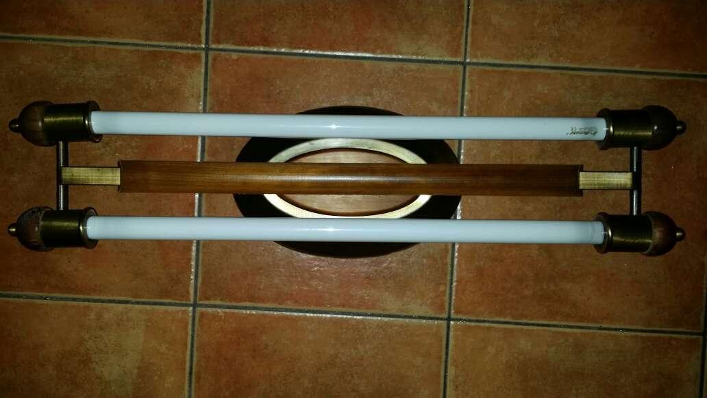 Imagen producto Lampara de doble barra 4