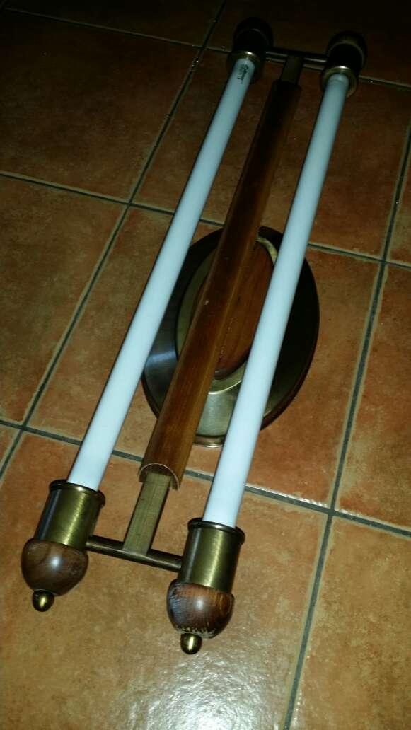 Imagen producto Lampara de doble barra 2
