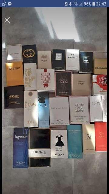 Imagen perfumes 100% originales por cierre de tienda