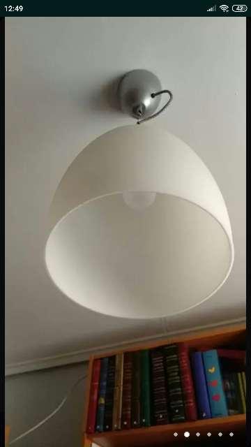 Imagen producto Lámpara techo IKEA 2