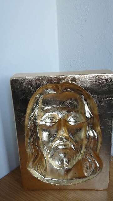 Imagen producto Figura en pan de oro 7