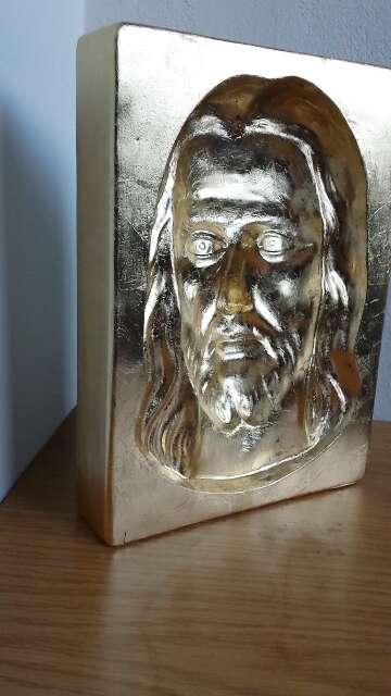 Imagen producto Figura en pan de oro 4