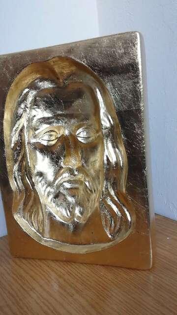 Imagen producto Figura en pan de oro 3