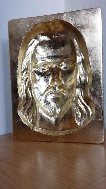 Imagen producto Figura en pan de oro 6