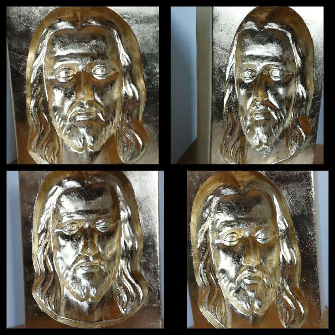 Imagen producto Figura en pan de oro 10
