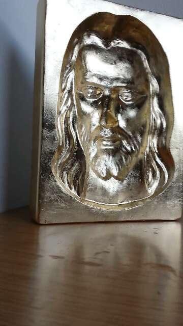 Imagen producto Figura en pan de oro 8