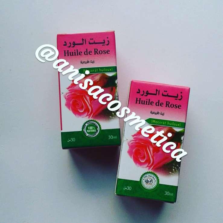 Imagen Aceite de rosas