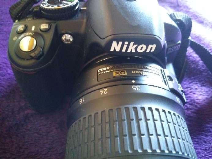 Imagen producto Cámara Digital Réflex Nikon D3100 5
