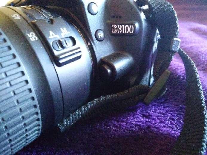 Imagen producto Cámara Digital Réflex Nikon D3100 2