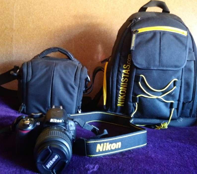Imagen producto Cámara Digital Réflex Nikon D3100 6