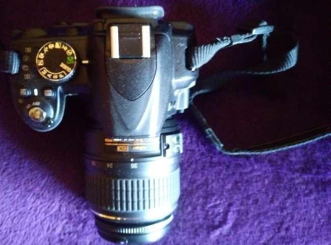 Imagen producto Cámara Digital Réflex Nikon D3100 8
