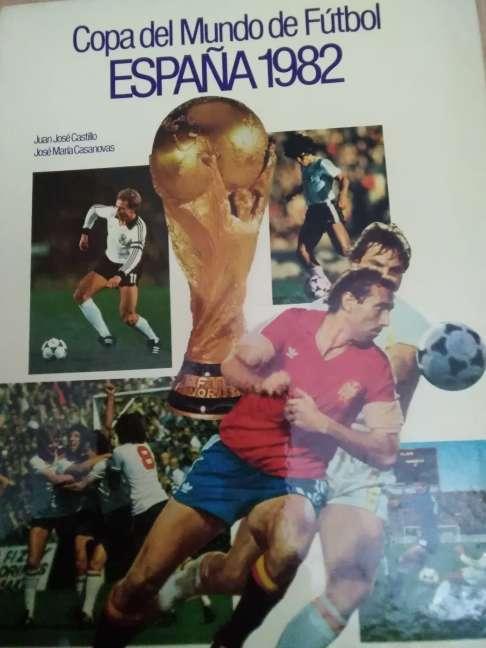 Imagen Copa del mundo de fútbol 82
