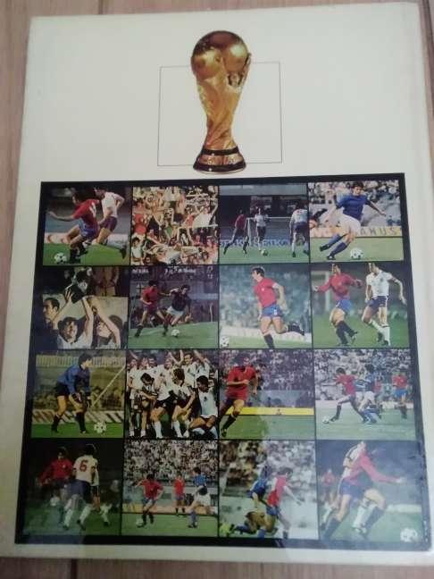 Imagen producto Copa del mundo de fútbol 82 9