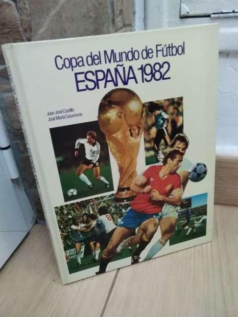 Imagen producto Copa del mundo de fútbol 82 6