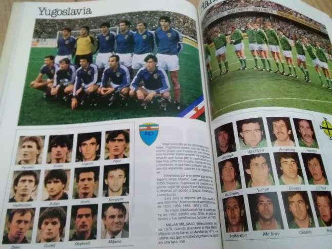 Imagen producto Copa del mundo de fútbol 82 10