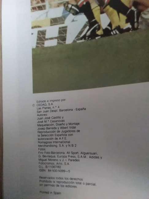 Imagen producto Copa del mundo de fútbol 82 2