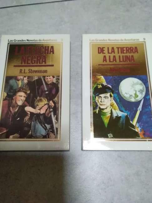 Imagen producto 15 libros. Grandes novelas de aventuras. ORBIS, 1986 6