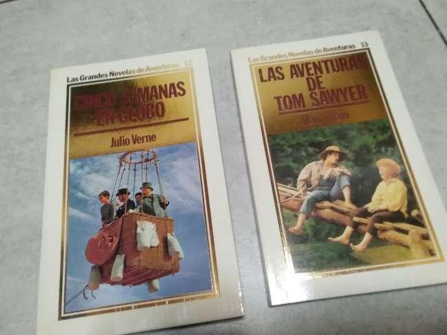 Imagen producto 15 libros. Grandes novelas de aventuras. ORBIS, 1986 8