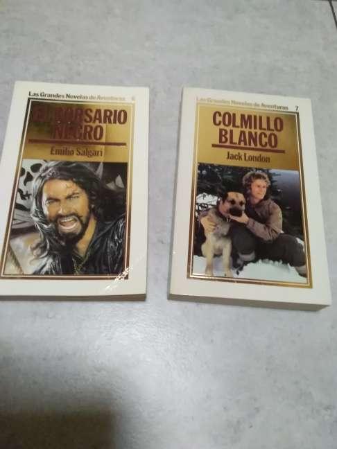 Imagen producto 15 libros. Grandes novelas de aventuras. ORBIS, 1986 5