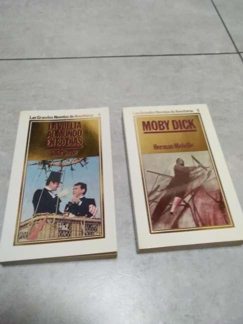 Imagen producto 15 libros. Grandes novelas de aventuras. ORBIS, 1986 2