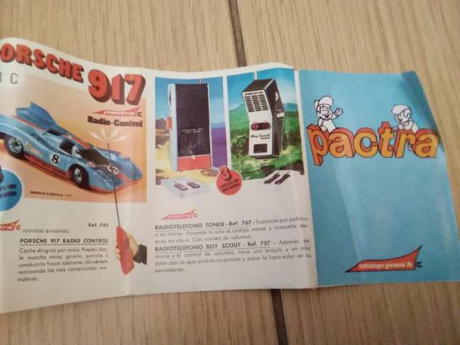 Imagen producto RADIOTELÉFONO años 70 (coleccionismo) 10
