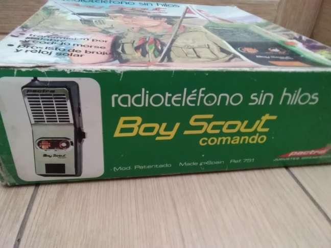 Imagen producto RADIOTELÉFONO años 70 (coleccionismo) 7