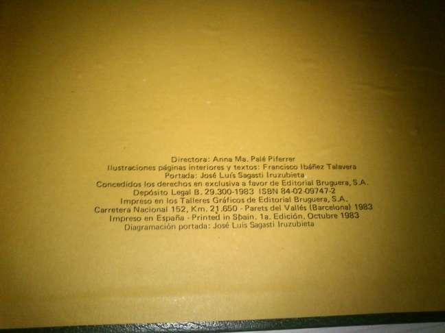 Imagen producto Mortadelo y Filemón. 25 años de historia 1ª edición 7