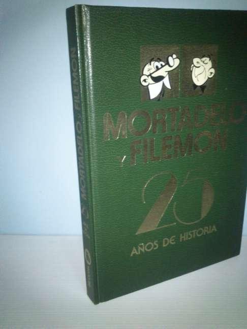 Imagen producto Mortadelo y Filemón. 25 años de historia 1ª edición 3