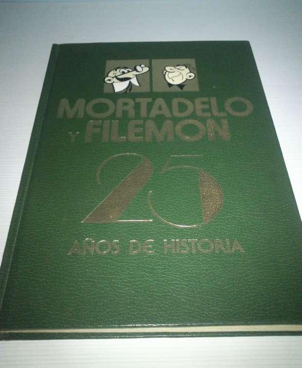 Imagen producto Mortadelo y Filemón. 25 años de historia 1ª edición 2