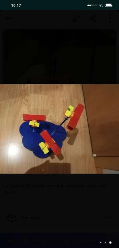 Imagen producto Lámpara infantil 2