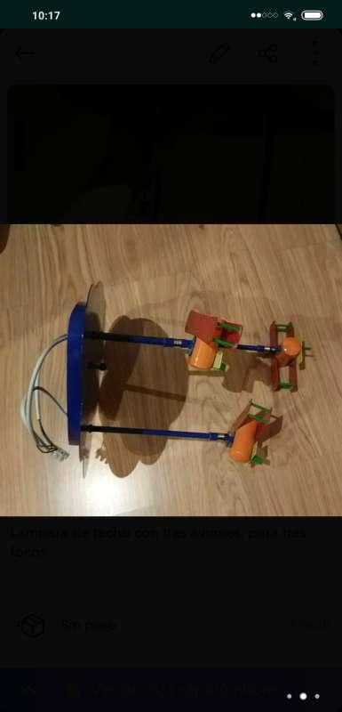 Imagen producto Lámpara infantil 3