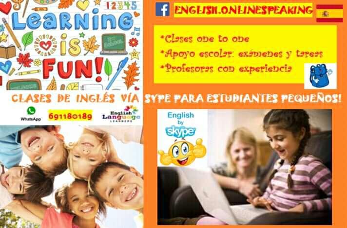 Imagen producto Clases de Inglés online - A1-A2-B1-B2-C1-C2 4