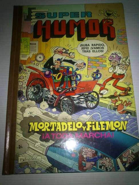 Imagen producto Mortadelo, zipi y zape, sacarino. Cómics super humor. 1982 4
