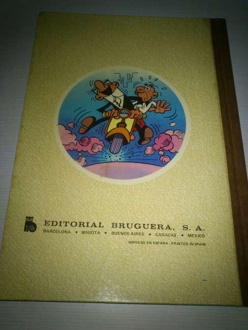Imagen producto Mortadelo, zipi y zape, sacarino. Cómics super humor. 1982 3