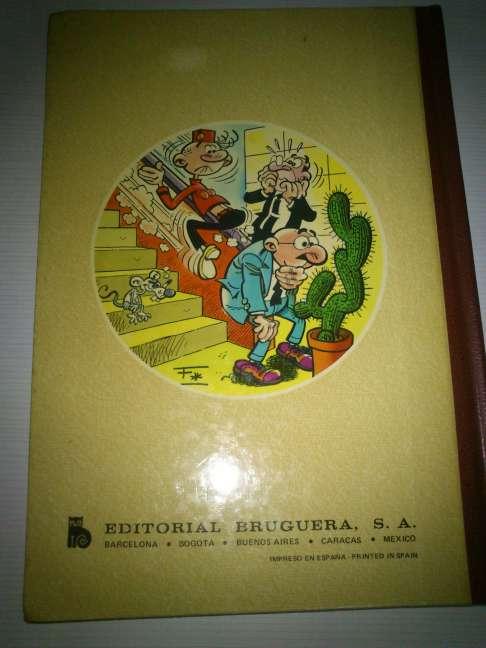 Imagen producto Mortadelo, zipi y zape, sacarino. Cómics super humor. 1982 5