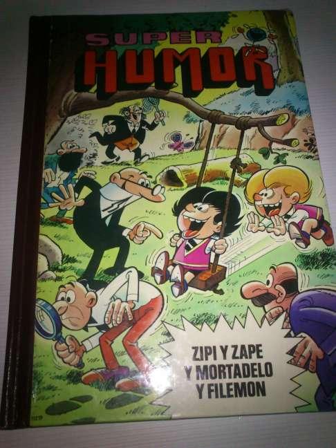 Imagen producto Mortadelo, zipi y zape, sacarino. Cómics super humor. 1982 8