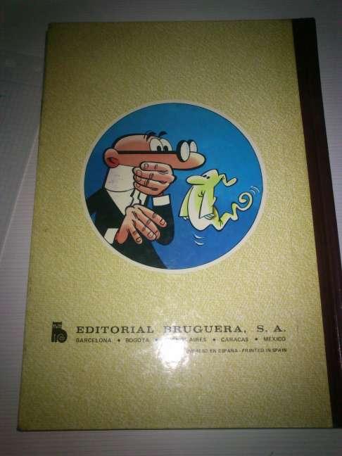 Imagen producto Mortadelo, zipi y zape, sacarino. Cómics super humor. 1982 10