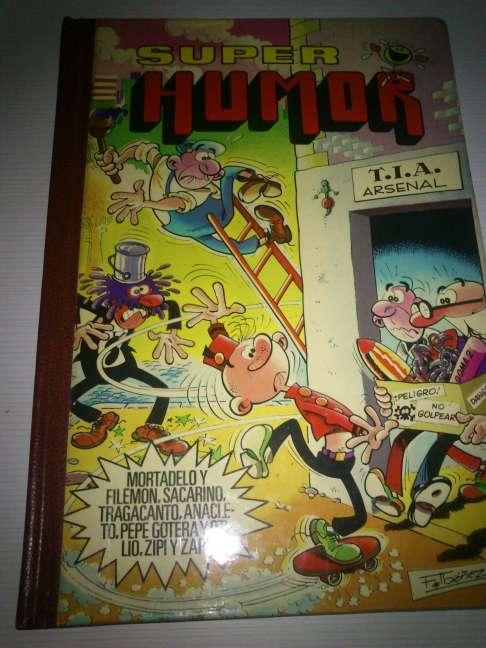 Imagen producto Mortadelo, zipi y zape, sacarino. Cómics super humor. 1982 6