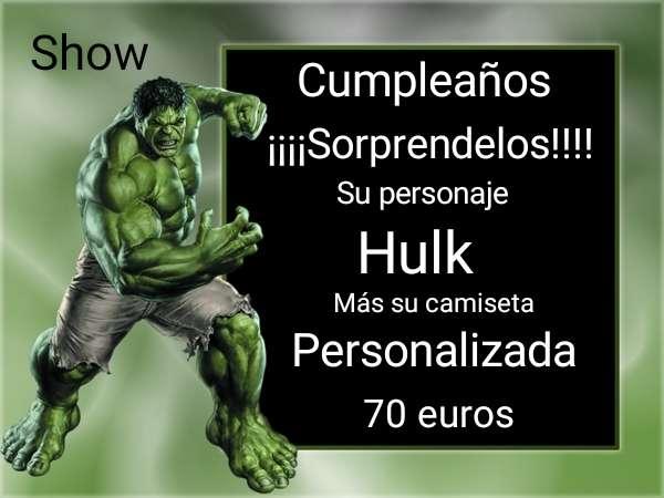 Imagen producto El increíble hulk  1