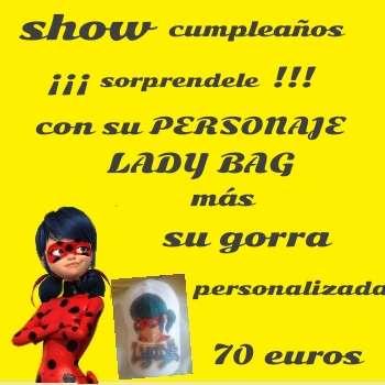 Imagen Lady bag en tu fiesta