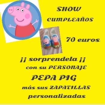 Imagen producto Y llego... Pepa pig a tu fiesta  1
