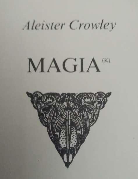 Imagen producto ALEISTER CROWLEY año 1986 ***coleccionista y aficionados magia*** 6