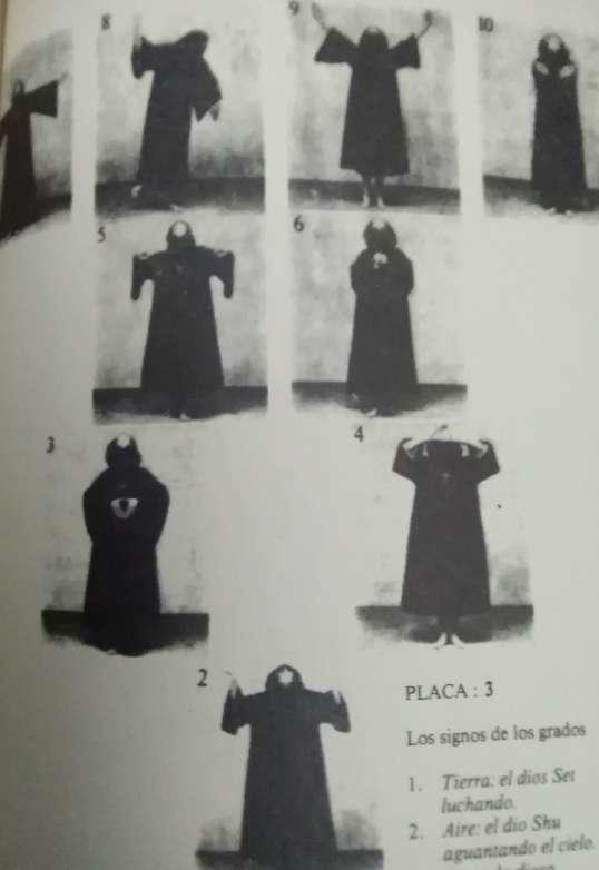 Imagen producto ALEISTER CROWLEY año 1986 ***coleccionista y aficionados magia*** 2