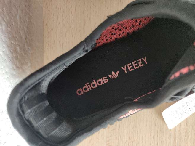Imagen producto Yeezy Red talla 37/38 6