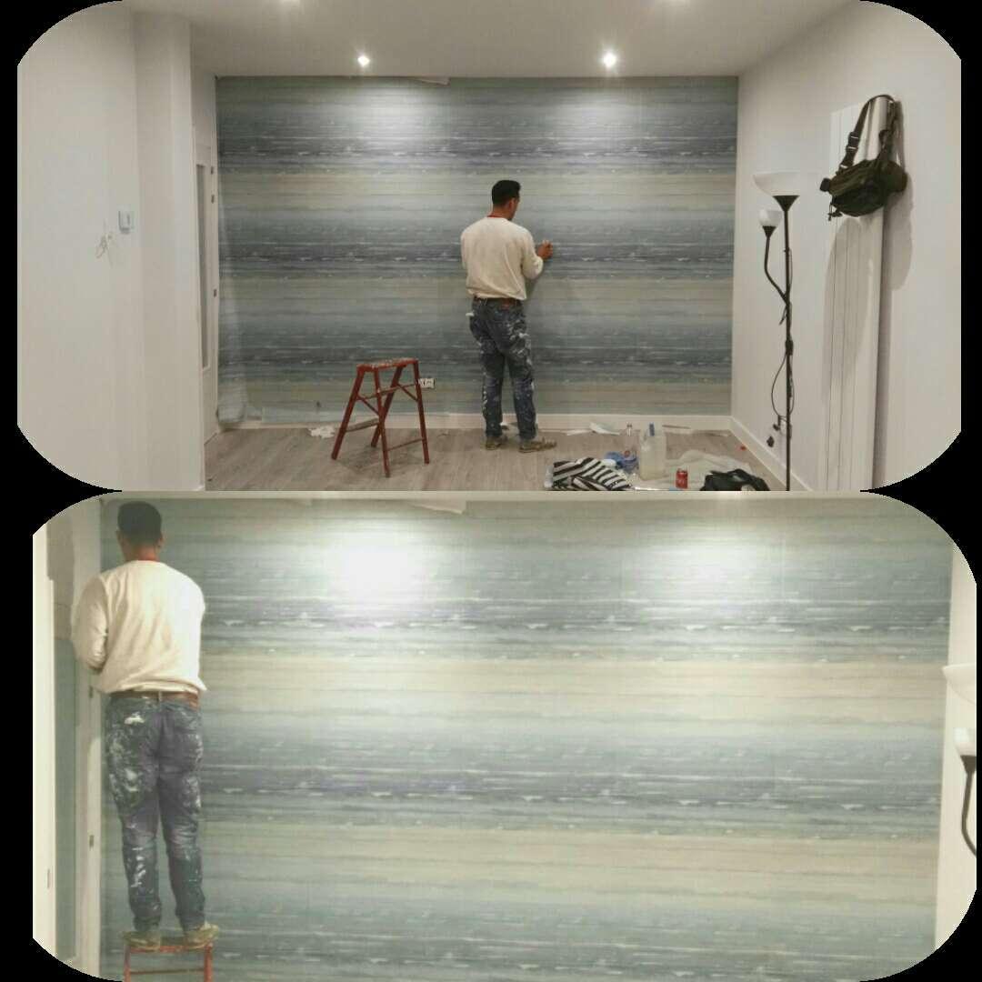 Imagen producto Pintor y empapelar pintura ecológica  2