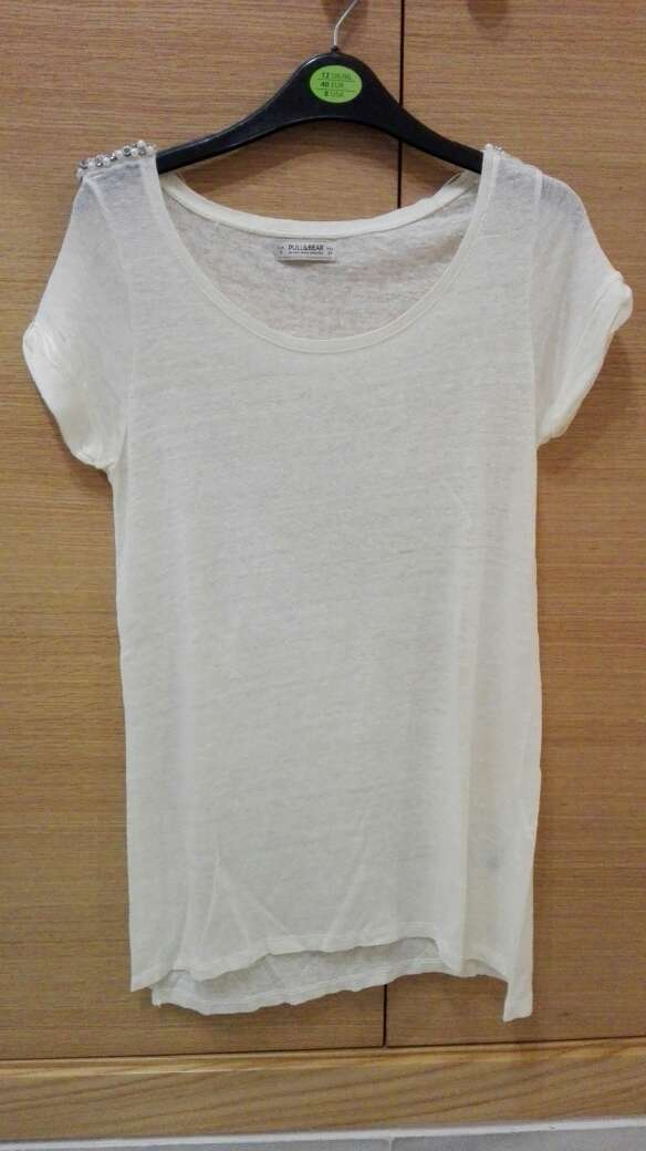 Imagen Camiseta Pull and Bear