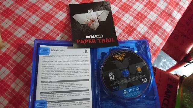 Imagen producto InFAMOUS SECOND SON para PS4 2