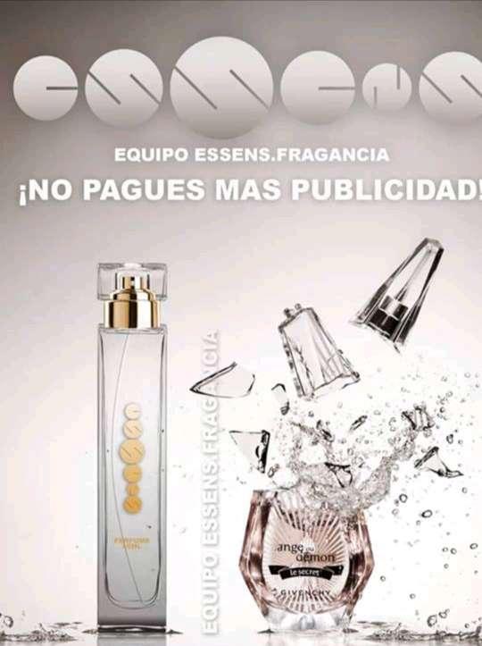 Imagen producto Perfumes 100% con esencias originales puras  1