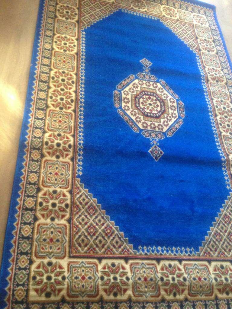 Imagen alfombra estilo Turca gruesa 2,50x1,50